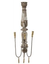Chateau Pinot Wall Candelabra by Aidan Gray
