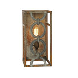 French Iron Links Sconce