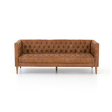Williams Leather Sofa