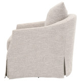 Faye Slipcovered Chair in Mineral Birch