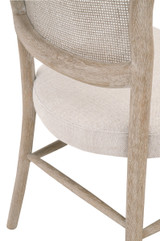 Cela Dining Chair in Bisque