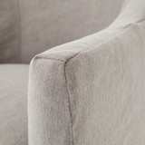 Cove Dining Chair in Heather Twill Stone