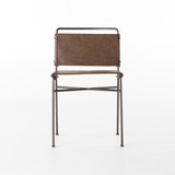 Wharton Chair in Distressed Brown