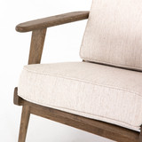 Brooks Lounge Chair in Avant Natural