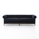 Griffon Sofa in Plush Navy