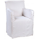 Barlow Dining Chair in White