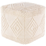 Hygge Pouf in Cream