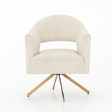 Adara Desk Chair in Knoll Natural