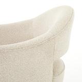 Adara Desk Chair in Knoll Natural