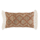 Isaac Clay Natural Pillow