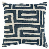 Mateo Azul Blue Pillow