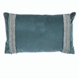 Addy Velvet Bali Teal Pillow