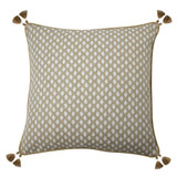 Sahara Chalk Dot Pillow