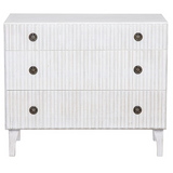 Daryl Dresser in White Wash