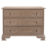 Sofie Dresser in Weathered Wood