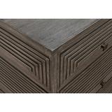 Baram Dresser in Distressed Grey