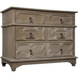 Watson Dresser in Weathered Wood