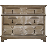 Watson Dresser in Weathered Wood