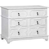 Watson Dresser in White Wash