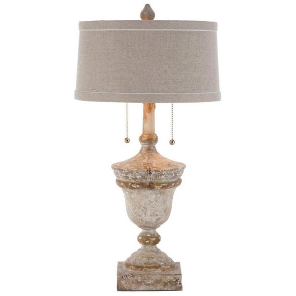 Namur Fragement Table Lamp in Gold by Aidan Gray
