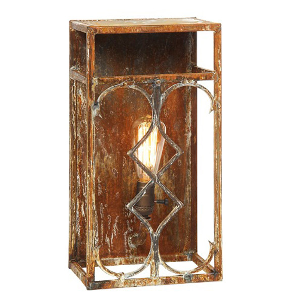 French Iron Duval Sconce