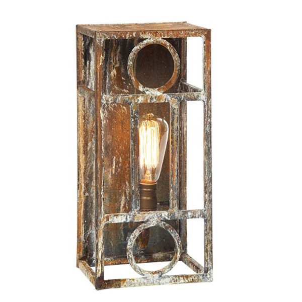 French Iron Louis Sconce