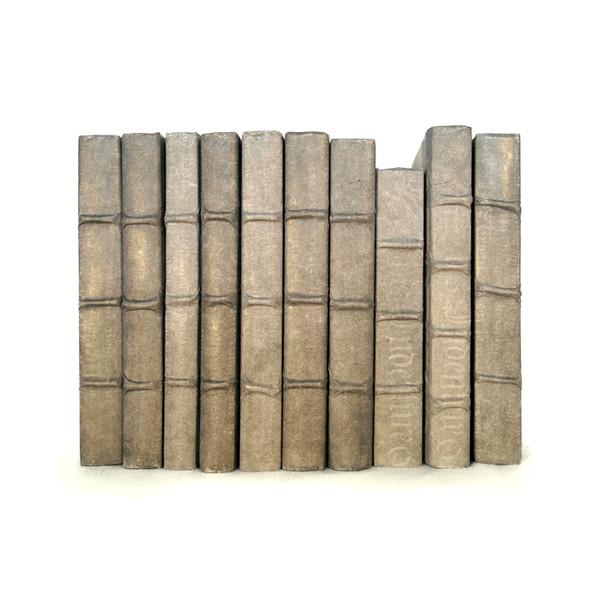Decorative Books - Brown Winchester Books
