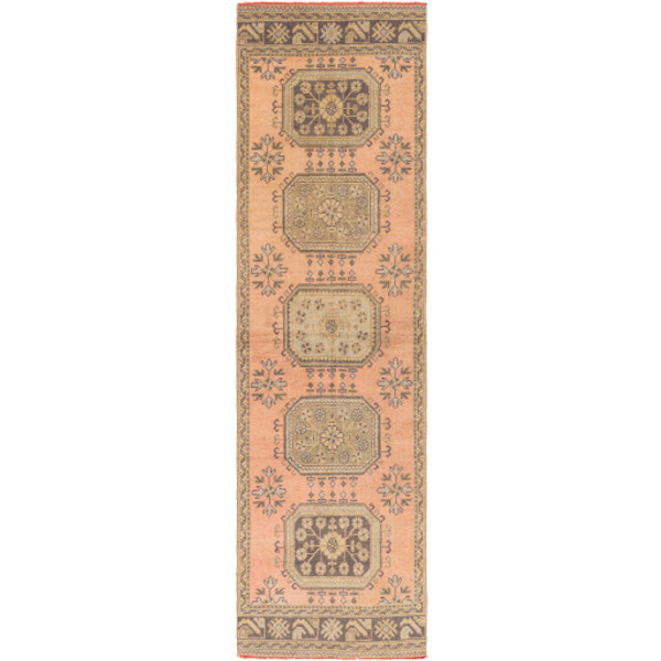 One of a Kind Maggie Moroccan Rug Runner