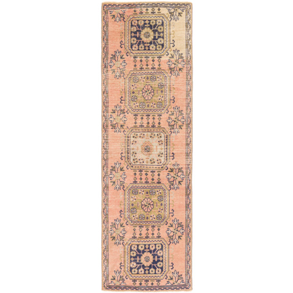One of a Kind Lilly Moroccan Rug Runner