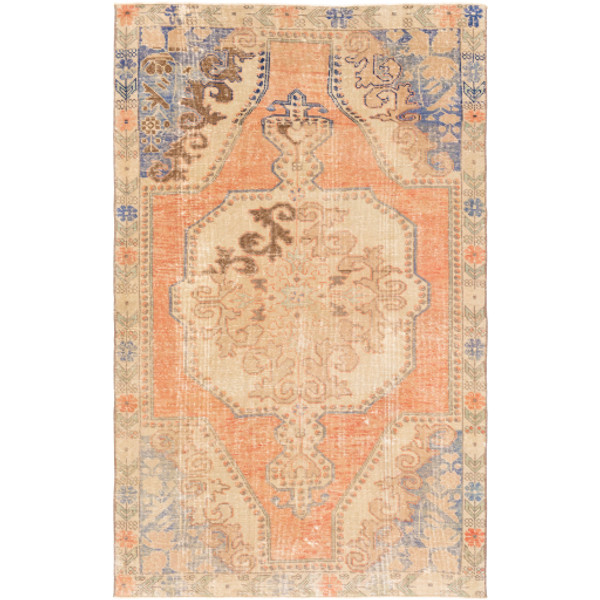 One of a Kind Stella Moroccan Rug