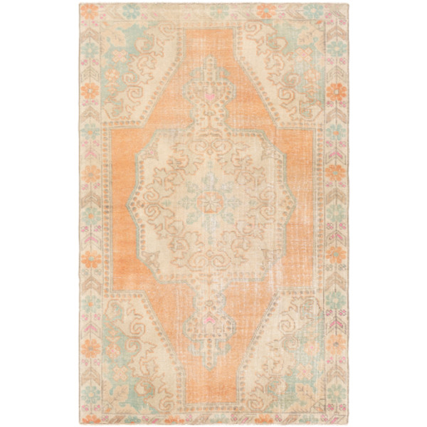 One of a Kind Gibby Moroccan Rug