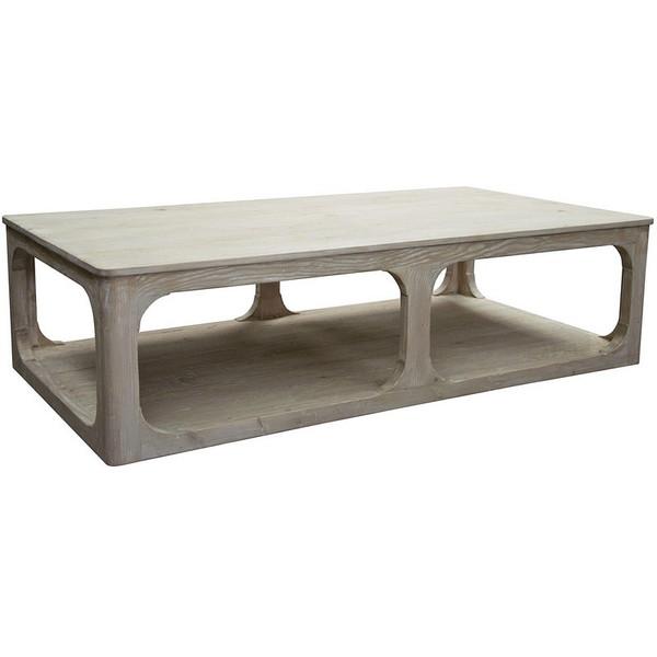 Reclaimed Lumber Gimso Coffee Table