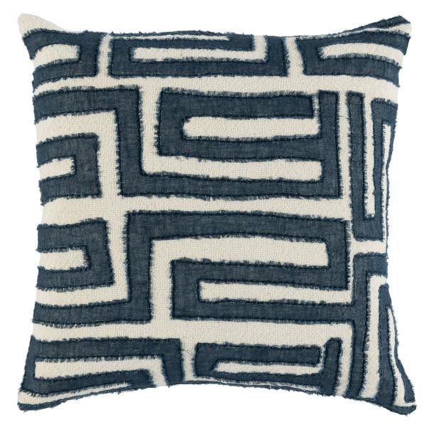 Mateo Azul Blue Pillow