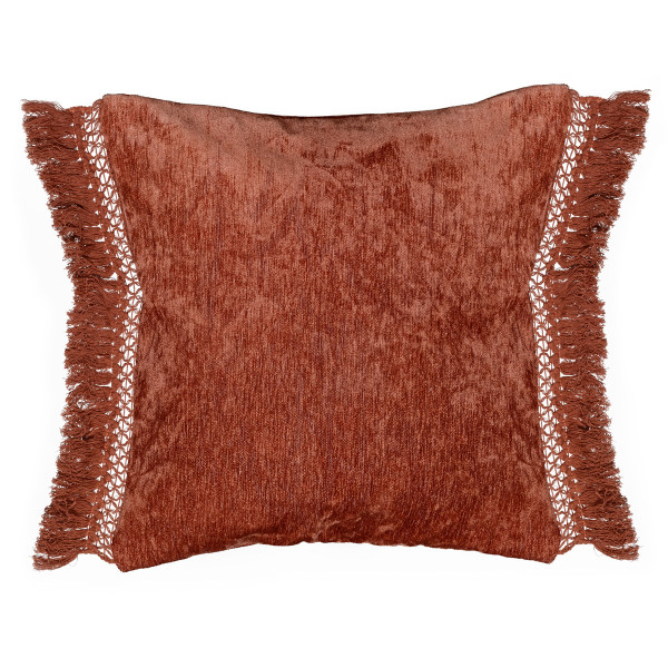 Melia Persimmon  Pillow