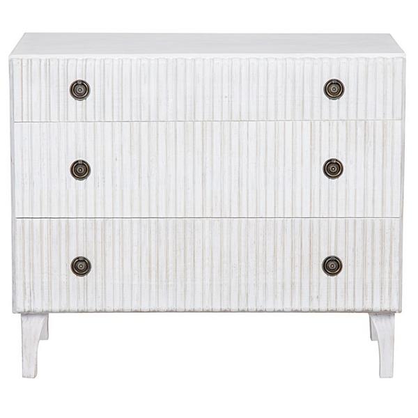 Daryl Dresser in White Wash