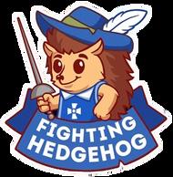Fighting Hedgehog