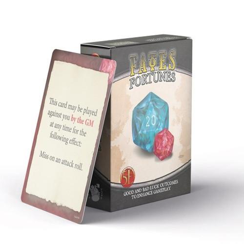 Fates & Fortunes (5E)