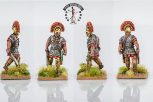 Roman Character Pack