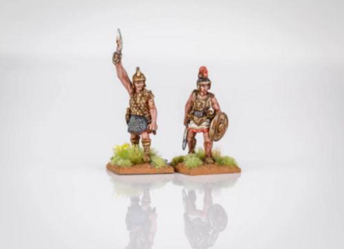 Iberian Character Pack