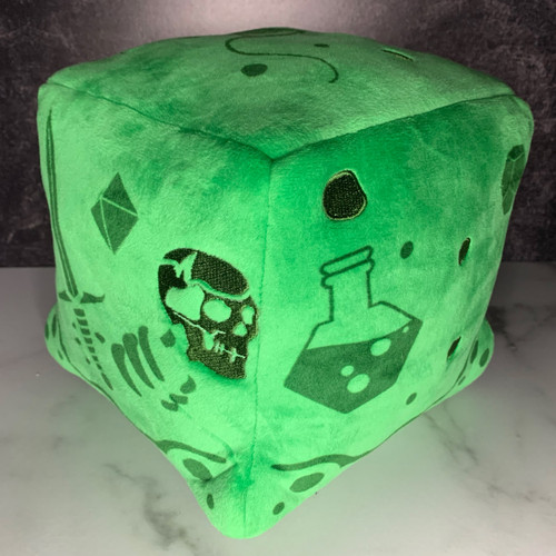 Gelatinous Cube RPG Plush