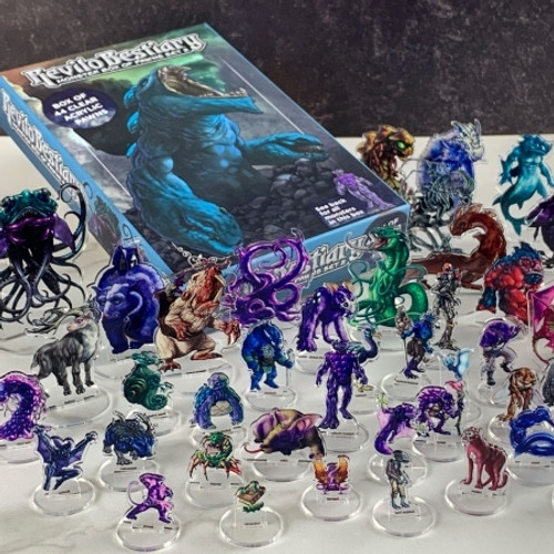 Revilo Bestiary Monster Box of Pawns- Box 2
