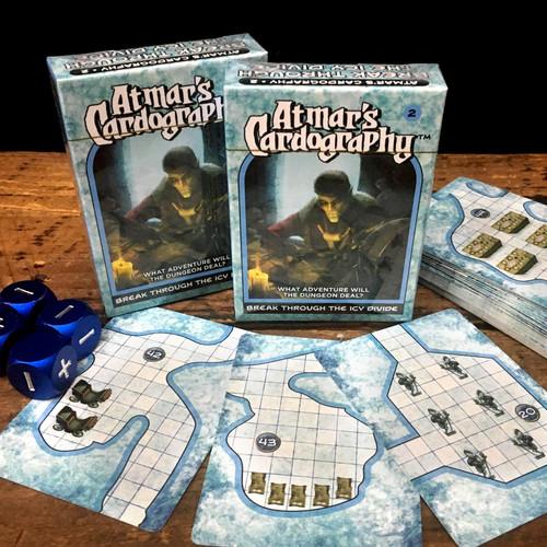 Atmar's Cardography 02 - Breakthrough Icy Divide