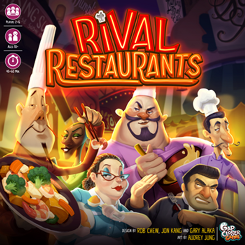 Rival Restaurants