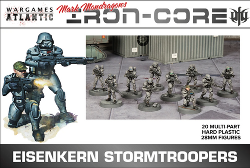 Iron-Core: Eisenkern Stormtroopers