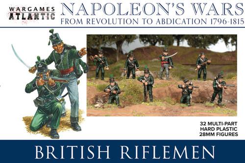 Napoleon's Wars: British Riflemen