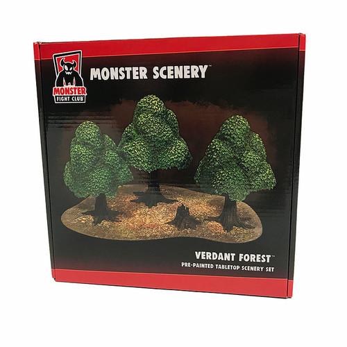 Monster Scenery - Verdant Forest