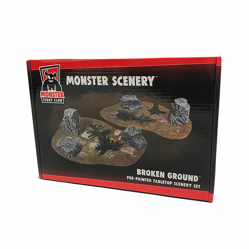 Monster Scenery - Broken Ground