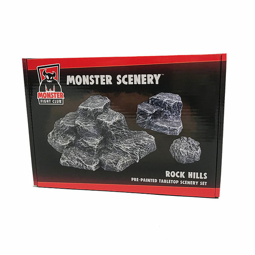Monster Scenery - Rock Hills