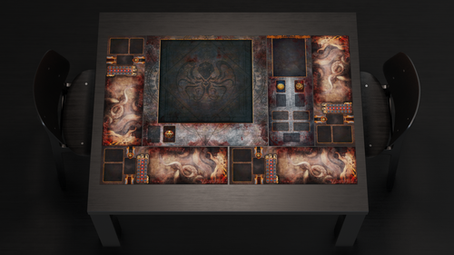 Machina Arcana: Game Mats