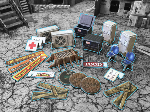 Urban Accessories I